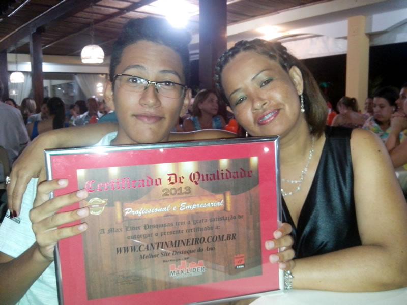 Prêmio Max Líder 2013 - Restaurante de Comidas Típicas do Ano