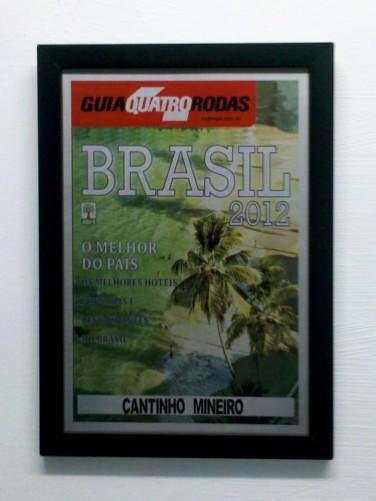Prêmio Guia 4 Rodas 2012 - Melhor Restaurante